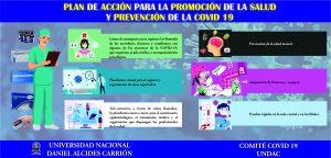 CONFORMAN COMITÉ COVID -19 Y APRUEBAN PLAN DE ACCIÓN