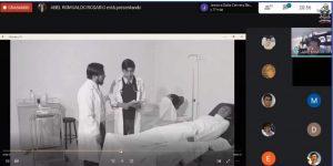 """LA UNDAC PARTICIPÓ DEL CONVERSATORIO """"DR. DANIEL ALCIDES CARRIÓN GARCÍA, NACIMIENTO Y APORTE A LA SALUD"""""""