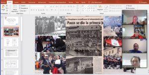 LA UNDAC SOLICITA EL RECONOCIMIENTO NACIONAL DE LA BATALLA DE PASCO