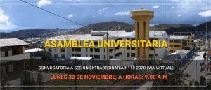 Asamblea Universitaria