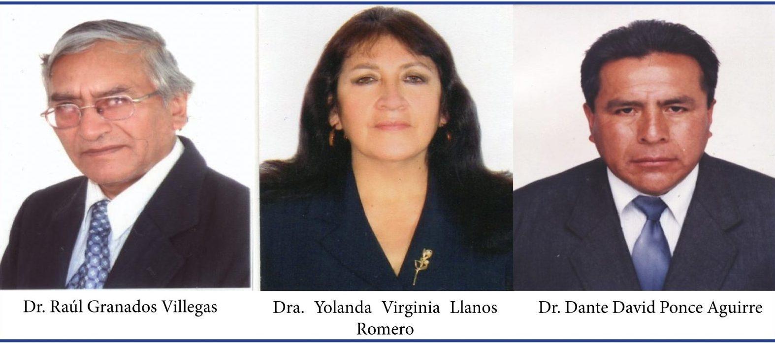 TODO LISTO PARA LA JURAMENTACIÓN DEL RECTOR Y VICERRECTORES INTERINOS DE LA UNDAC