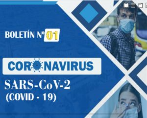 Boletín Informativo N°001 – Covid-19