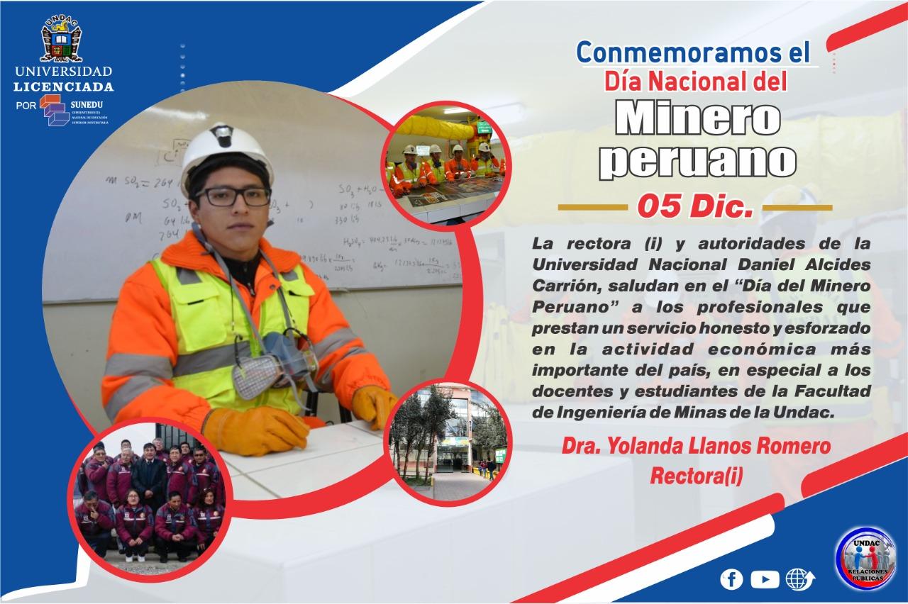 minero peruano