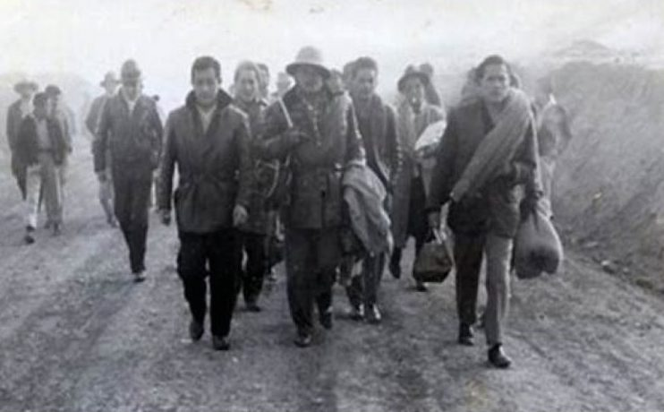 EDITORIAL – EN CONMEMORACIÓN DE LOS 57 AÑOS DE LA MARCHA DE SACRIFICIO PARA LA CREACIÓN DE LA UNDAC